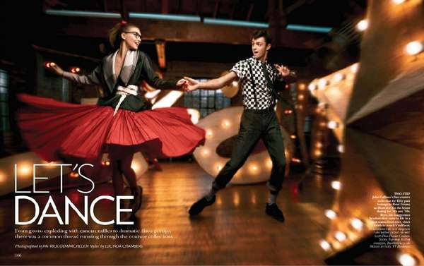 British Vogue Let s Dance