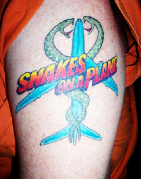 Celebrating Bad Tattoos