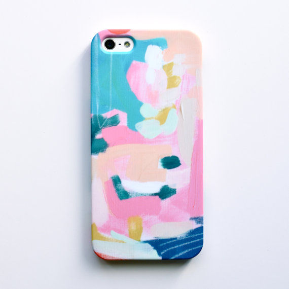 Whimsical Flower Phone Cases