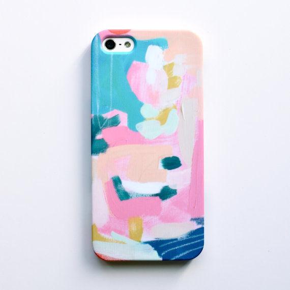 Whimsical Flower Phone Cases