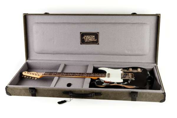 Brixton x Fender Guitar Case