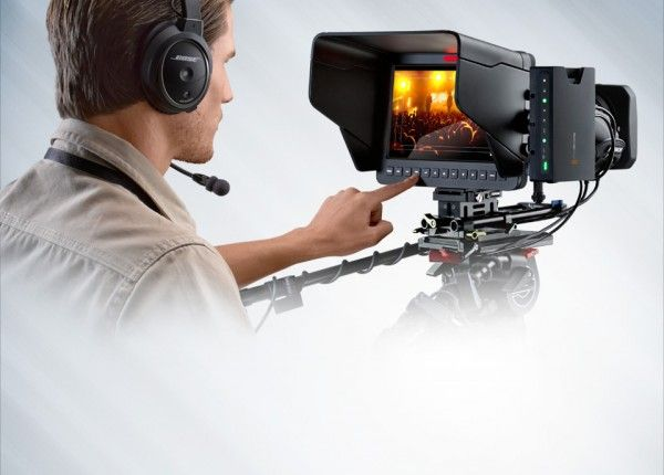 Ultra-Sleek Broadcasting Cameras