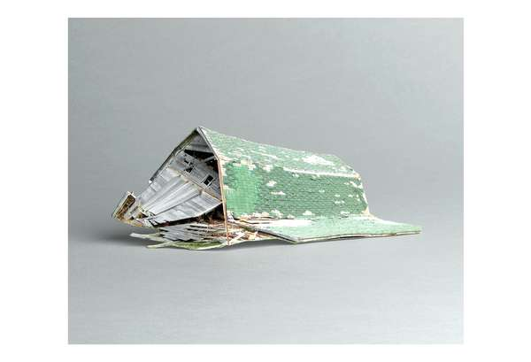 Destroyed Home Dioramas