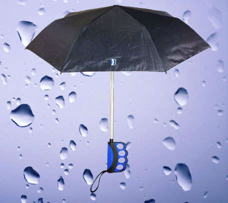 Text-Enabling Umbrellas