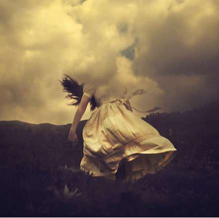 Whimsical Windswept Photography