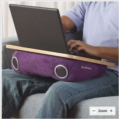 Speaker Laptop Cushions