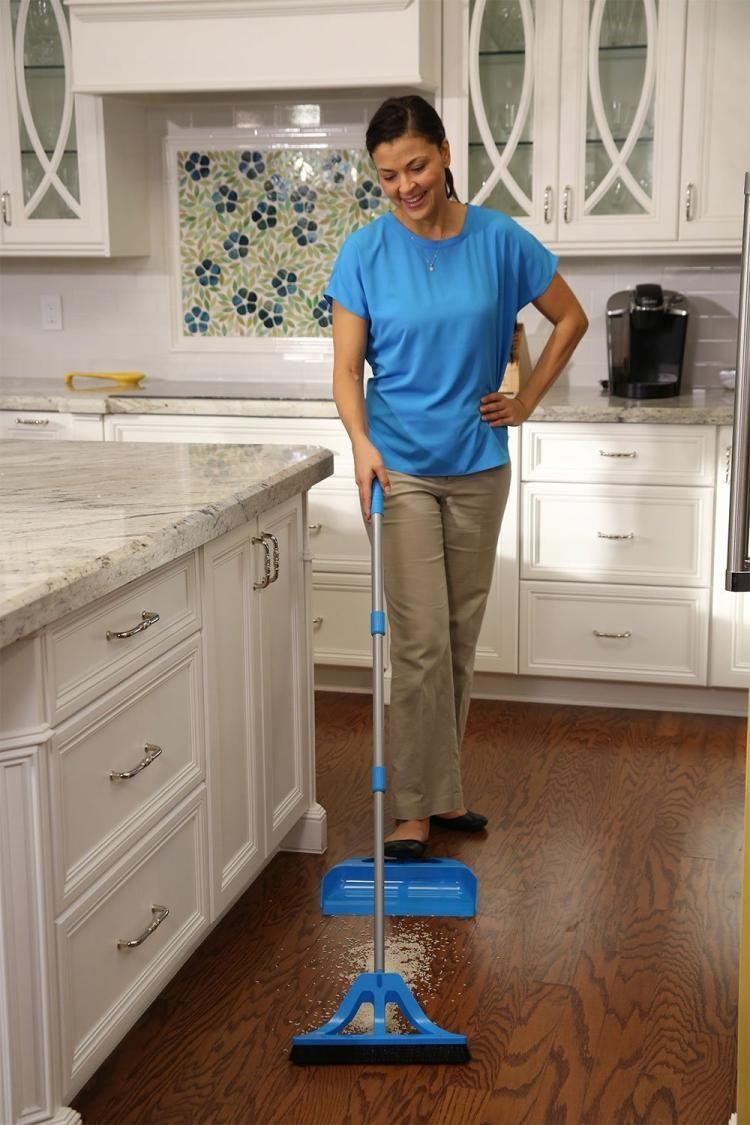 One-Handed Sweeping Brooms