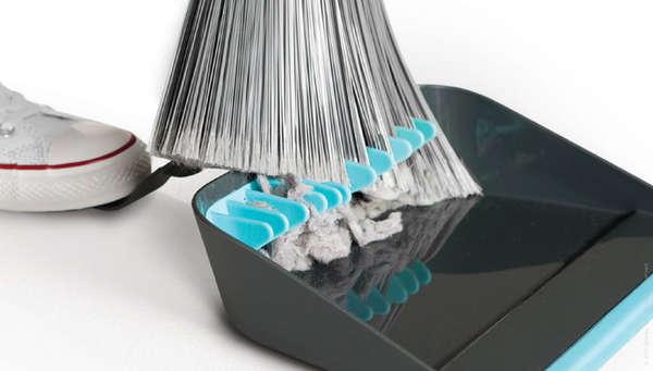 Clean Sweep Dustpans Broom Groomer