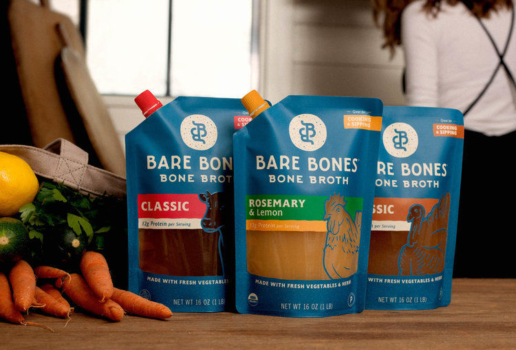 Bone Broth Pouches
