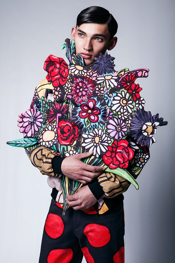 Wearable Art Editorials