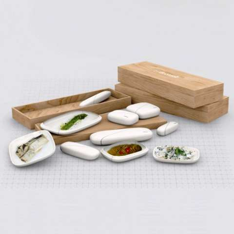 Designer In-Air Meals