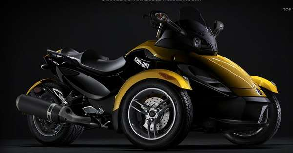 BRP Can-Am Spyder Roadster