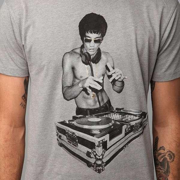 Kung Fu DJ Tops