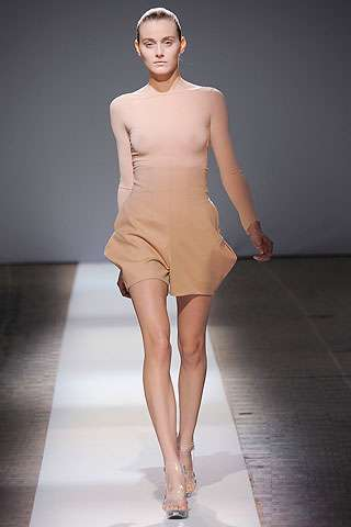 Second Skin Flesh Dresses