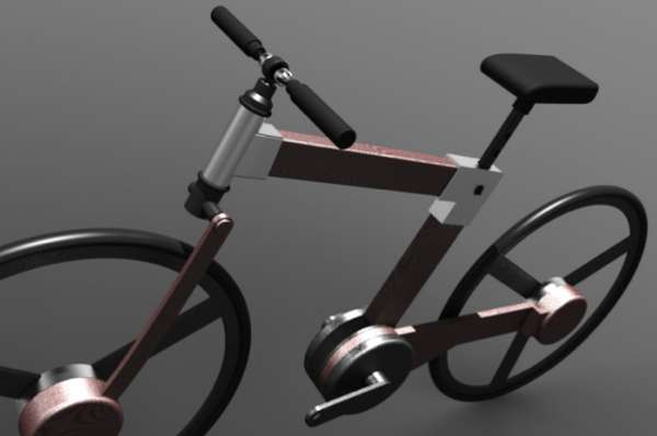 bryan walsh Avtomat Hydro-Static Bicycle