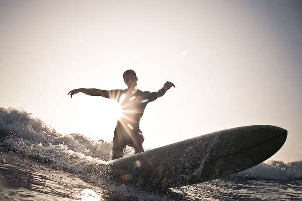 Surreal Surfer Photography