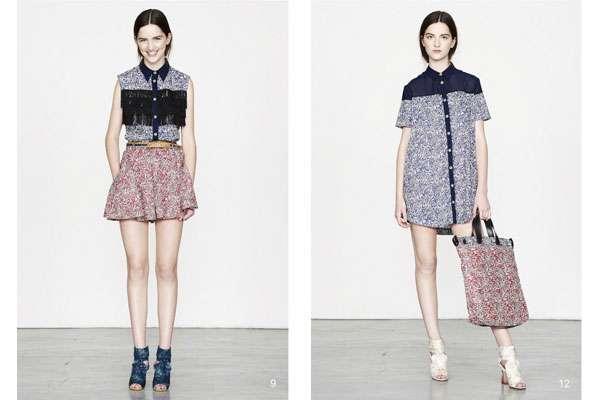 Flirty Farm-Inspired Fashion