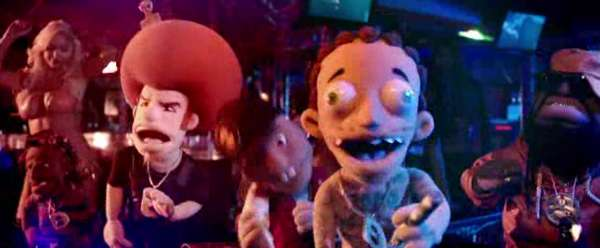 Gangster Puppet Videos