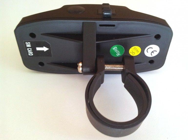 Bike-Tracking Tail Lights