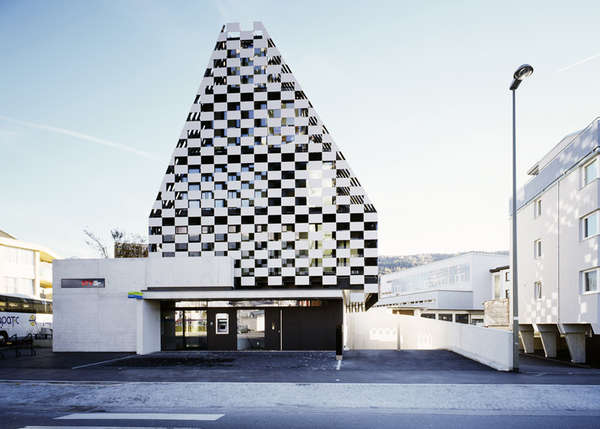 Captivating Checkerboard Constructions
