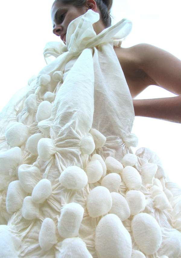 Cotton Ball Dresses