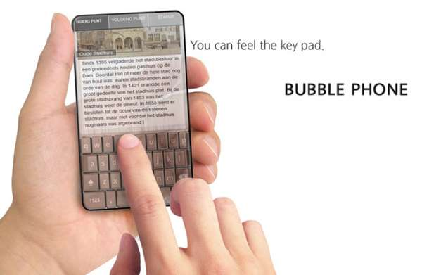 Bubble Phone