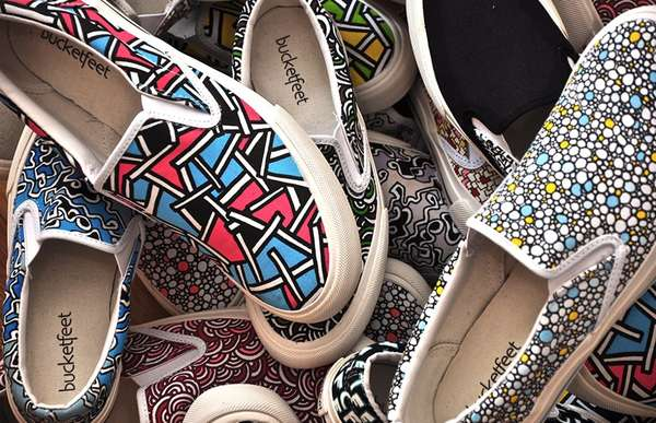 Global Street Art Sneakers