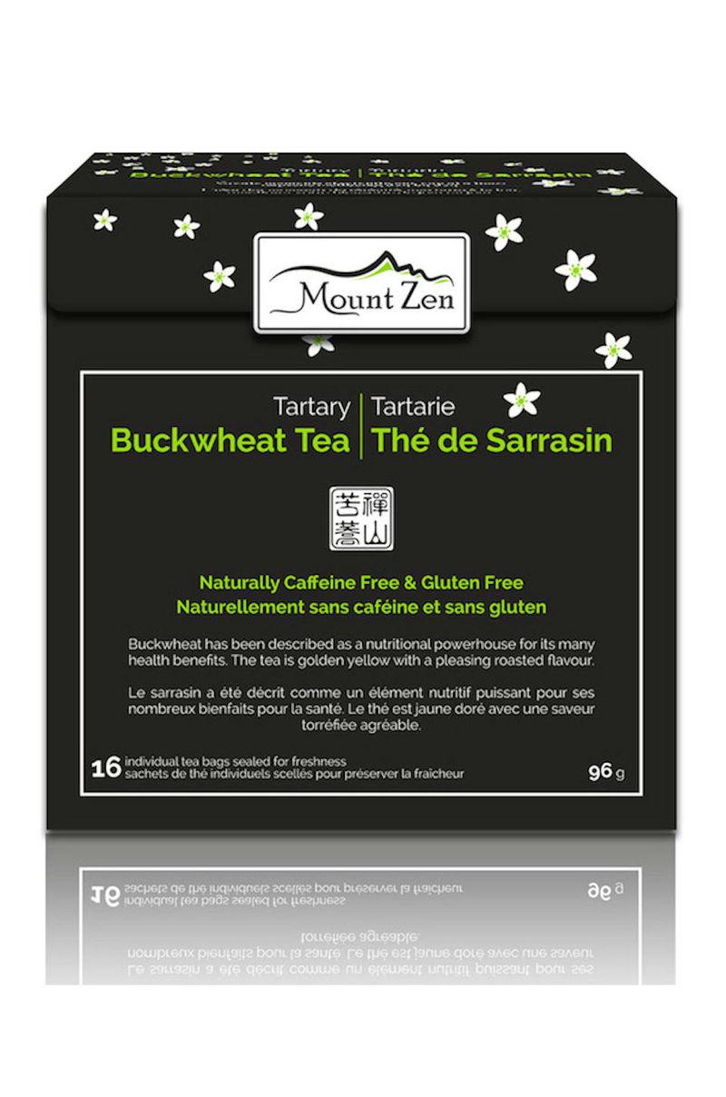 Healing Buckwheat Tea