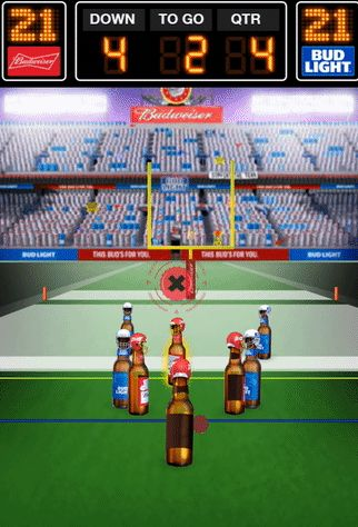 Ephemeral Football Games