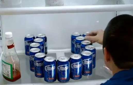 Superstitious Beer Commercials