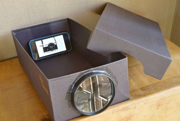 DIY Photo Projectors