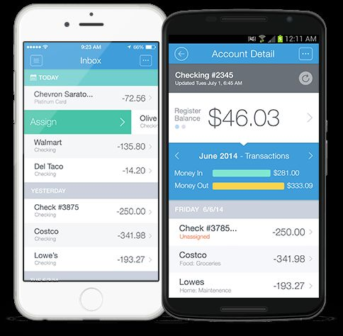 Spending-Controlling Finance Apps