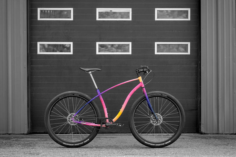 Artist-Supporting Bike Projects