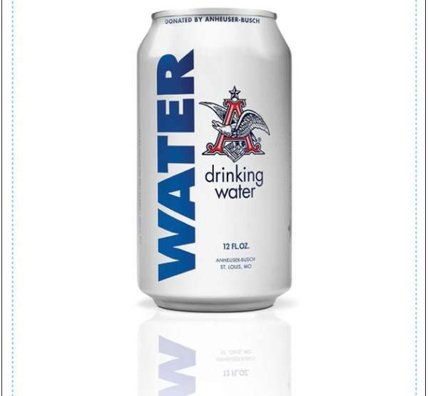Charitable Booze Rebuttal Campaigns