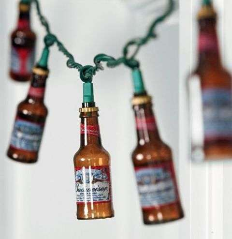 Budweiser Bottle Party Lights