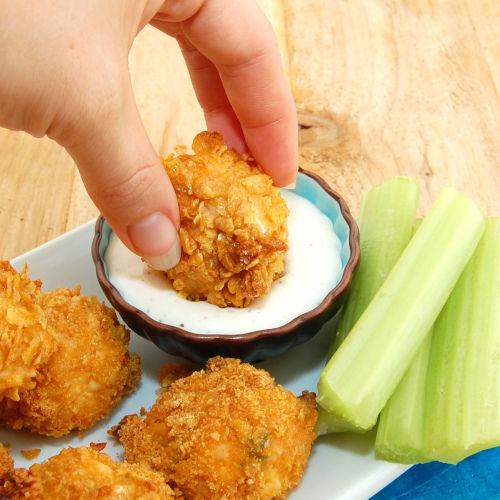 Bite-Sized Poultry Snacks