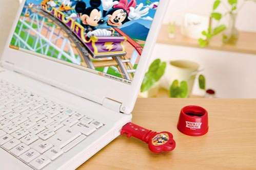 Kid-Friendly USB
