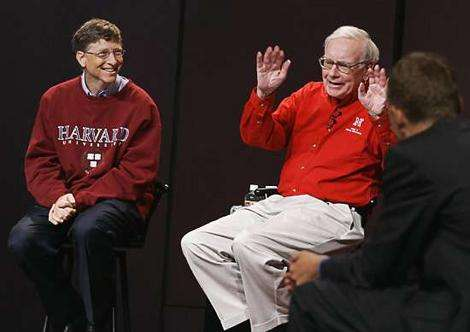 Buffet Donates $42 Billion to Bill Gates' Charity