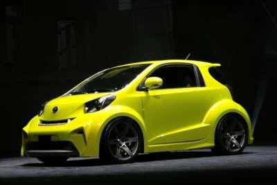 Bug-Shaped Microcars
