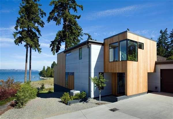 Wondrous Waterfront Homes