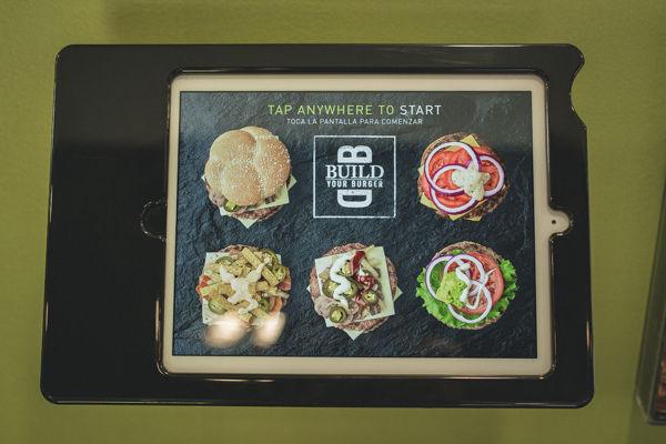 Burger-Customizing Chains