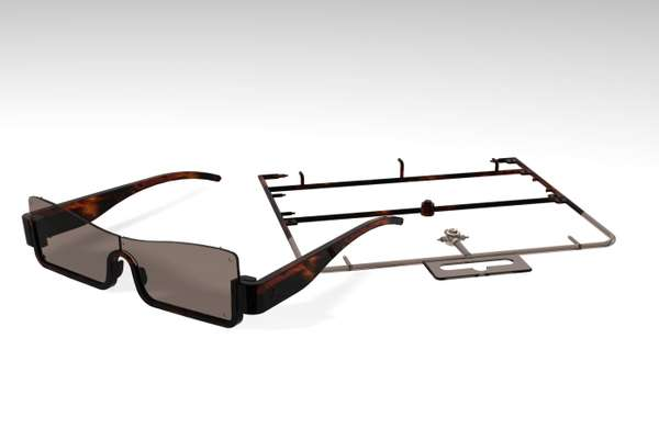 Flat-Packed Sunglasses