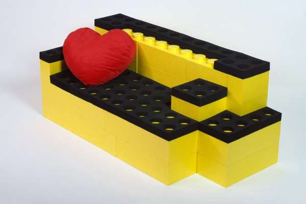 DIY Lego Furniture