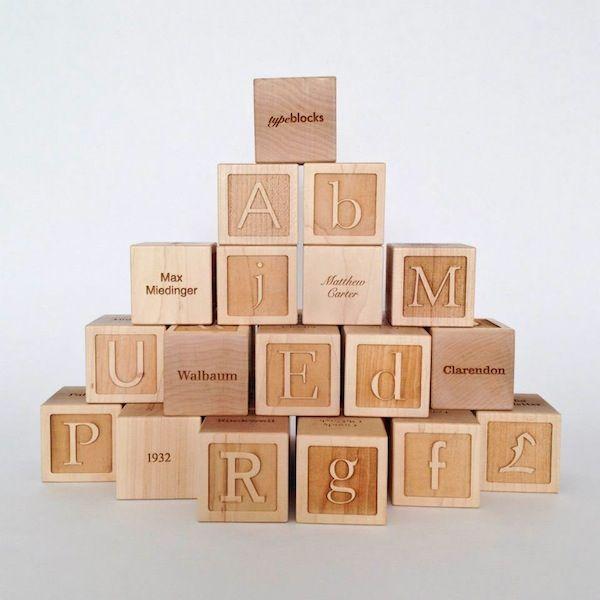 Typographic Building Blocks