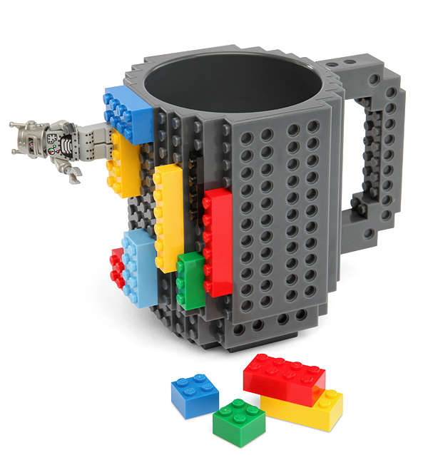 Building Block Mugs