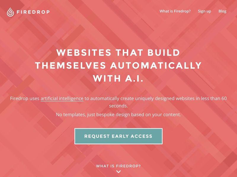 AI Website Builders