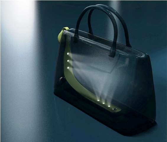 Portable Purse Lamps
