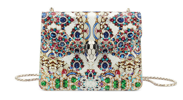 Jewel-Encrusted Handbag Collections