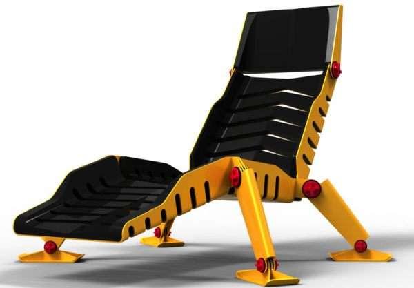 Chunky Crawler Chairs