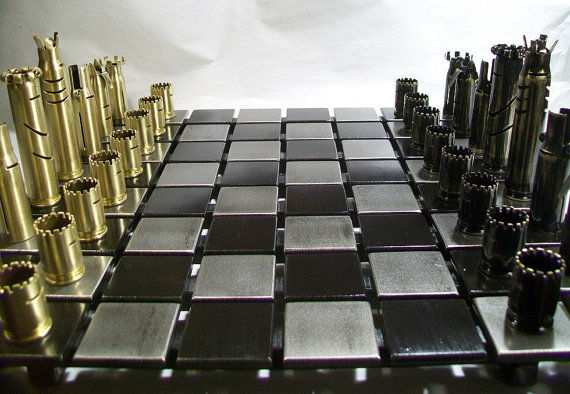 Bullet Shell Board Games